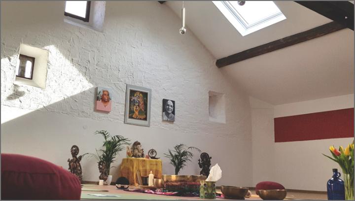 Yoga Saal Neumühle