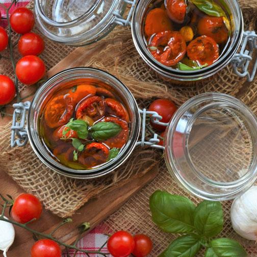 Vegetarische Küche in der Neumühle Saar